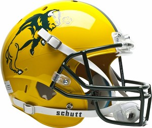 Schutt North Dakota State Bison XP Replica