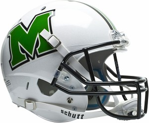 Schutt Marshall Thundering Herd XP Replica