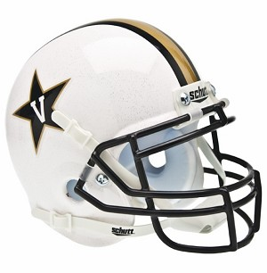 Schutt Vanderbilt Commodores Mini Alt 1