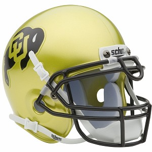 Schutt Colorado Buffaloes Mini
