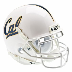 Schutt California Golden Bears Mini Alt 1