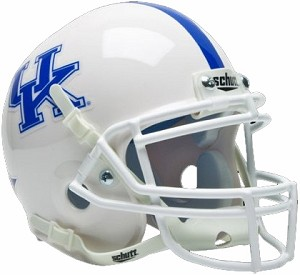 Schutt Kentucky Wildcats Mini Alt 1