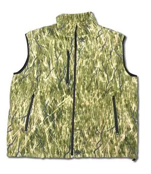 M2D Fleece Vest 2XL
