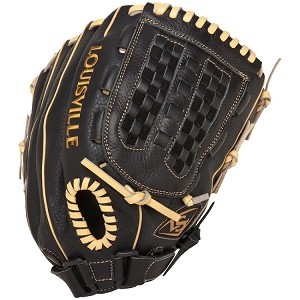 "Louisville Slugger FGDY14-BK125 12.5"" Dynasty Slowpitch Softball Glove"