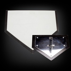 Schutt Pro Home Plate With Ground Anchor