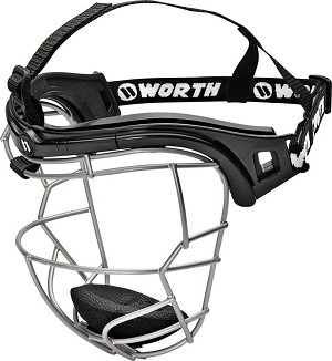 Worth Junior Fastpitch Softball Defensive Face Mask FPXF1J